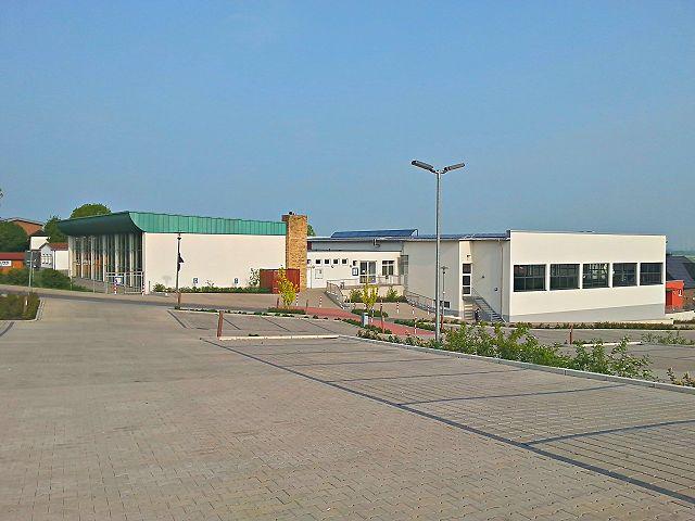 Sporthalle gesamt